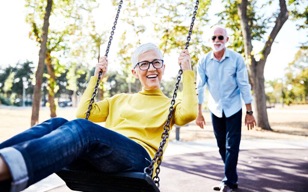 Freizeit Senioren